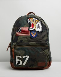 Polo Ralph Lauren - Camo Backpack