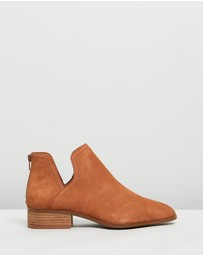 ALDO - Kaicia Suede Leather Ankle Boots
