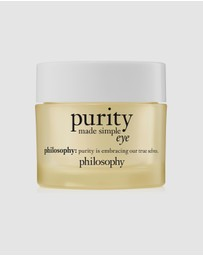 Philosophy - Purity Made Simple Eye Gel 15mL