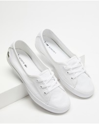 Lacoste - Ziane Chunky BL Canvas Sneakers
