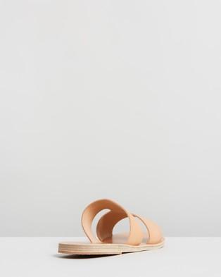 Ancient Greek Sandals Apteros - Sandals (Natural)