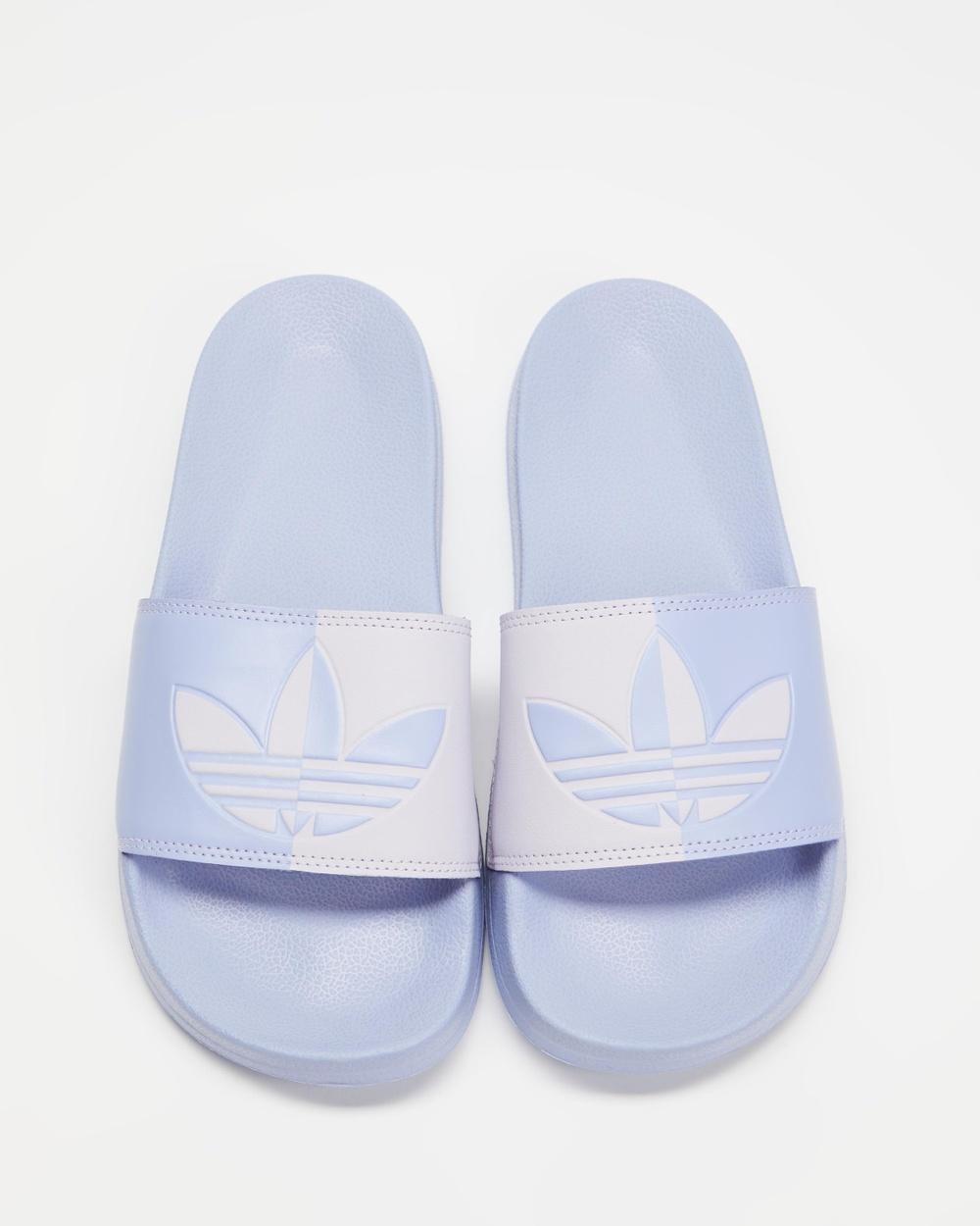 adidas Originals Adilette Lite Women's Sandals Purple & Violet