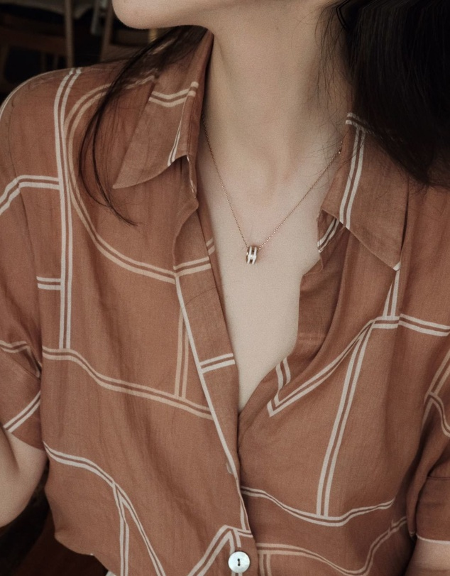 Women Emalie Necklace