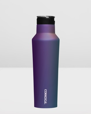 CORKCICLE Insulated Stainless Steel Sports Canteen 600ml Dragonfly - Water Bottles (Multi)