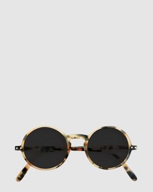 IZIPIZI Sun Collection G - Sunglasses (Neutrals)