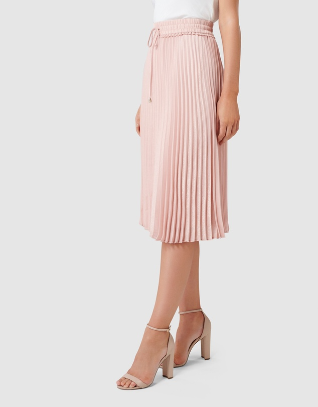 Forever New - Cassie Elasticated Pleat Skirt