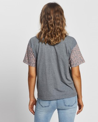 All About Eve Revival Tee - Tops (MULTICOLOURED)