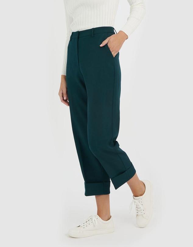 Women Nikita Straight Trousers