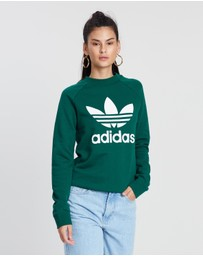 adidas Originals - Trefoil Crew Sweat