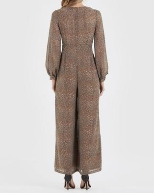 Amelius Bexley Jumpsuit - Jumpsuits & Playsuits (Brown)