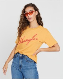 Wrangler - Night Lights Tee