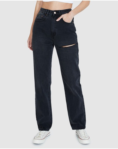 Insight - Robin Relaxed Straight Jeans