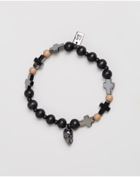 Icon Brand - Life And Death Bracelet