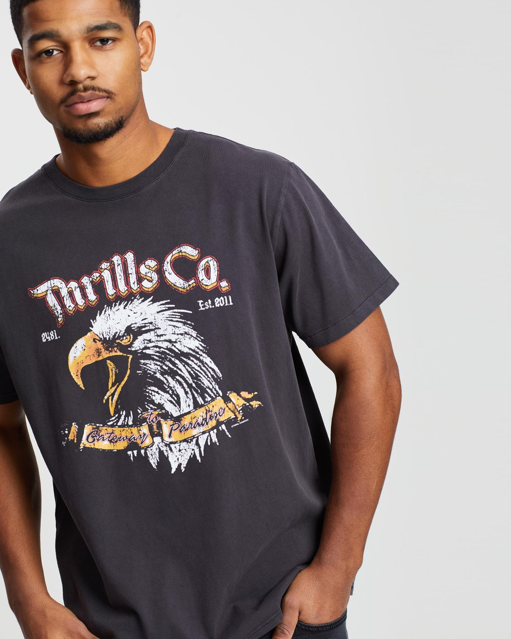 79ba5d76151d Gateway Merch Fit Tee by Thrills Online | THE ICONIC | Australia