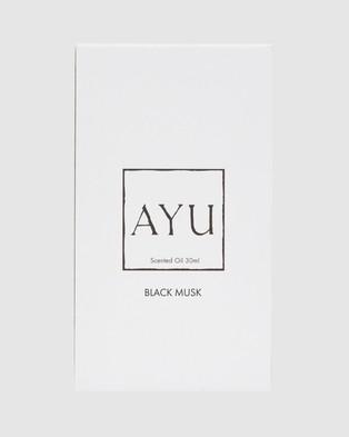 AYU BLACK MUSK Perfume Oil 30ml - Beauty (N/A)