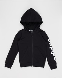 adidas Originals - Linear Full Zip Hoodie - Teens