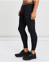 Calvin Klein Performance - Logo Waistband Full-Length Tights
