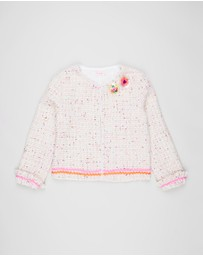 Billieblush - Boucle Jacket - Kids