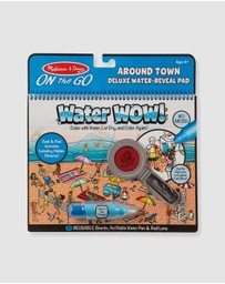Melissa & Doug - On The Go - Water WOW! Around Town Deluxe