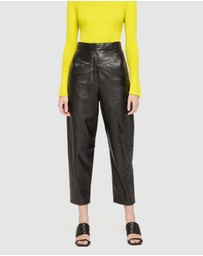 Manning Cartell - Power Players Leather Pants