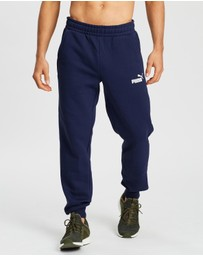 Puma - Essentials Knitted Fleece Sweatpants
