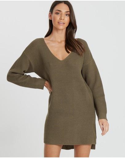 e3ace44eefa Knit Dress | Buy Womens Knit Dresses Online Australia - THE ICONIC