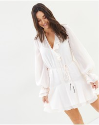 Cooper St - Mae Long Sleeve Mini Dress