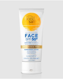 Bondi Sands - Daily Face SPF50+ Fragrance Free  Sunscreen Lotion
