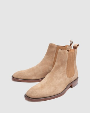 3 Wise Men The McCartney - Boots (Sand)