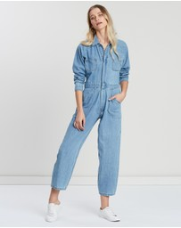 Thrills - Tab Jumpsuit