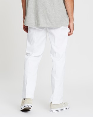 Dickies 874 Original Relaxed Fit Pants - Pants (White)