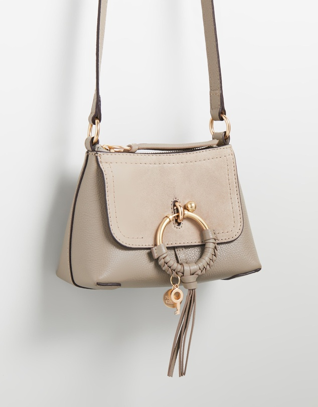 See By Chloé - Joan Mini Hobo Cross-Body Bag