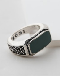 Icon Brand - Inlay Ring
