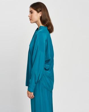BONDI BORN Pacific Shirt - Tops (Derwent)