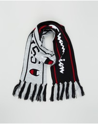 Champion - Reversible Knit Scarf