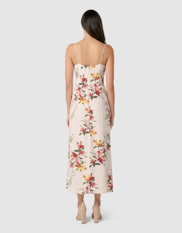 Forever New - Amber Maxi Slip Dress