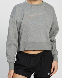 Nike - Dry Get Fit Swoosh Crew