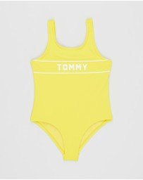 Tommy Hilfiger - One-Piece Swimsuit - Kids-Teens