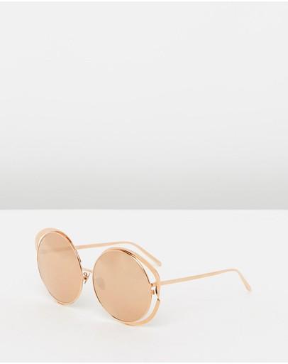 08bd0cbfcf Rose Gold Sunglasses