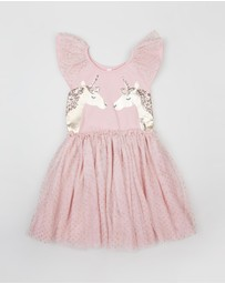 Cotton On Kids - Iris Tulle Dress - Kids