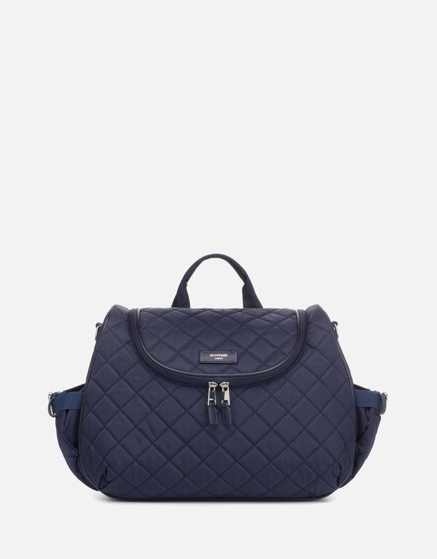 Women Poppy Quilt Nappy Bag