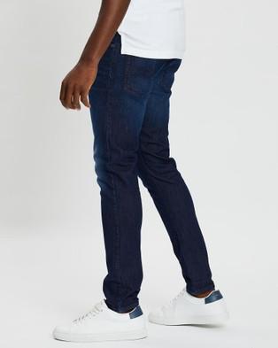 Diesel D Luster Slim Jeans - Slim (Dark Blue)