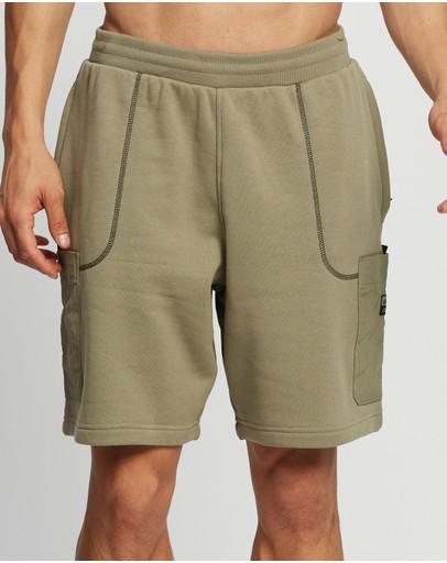 Adidas Originals D Shorts Clay