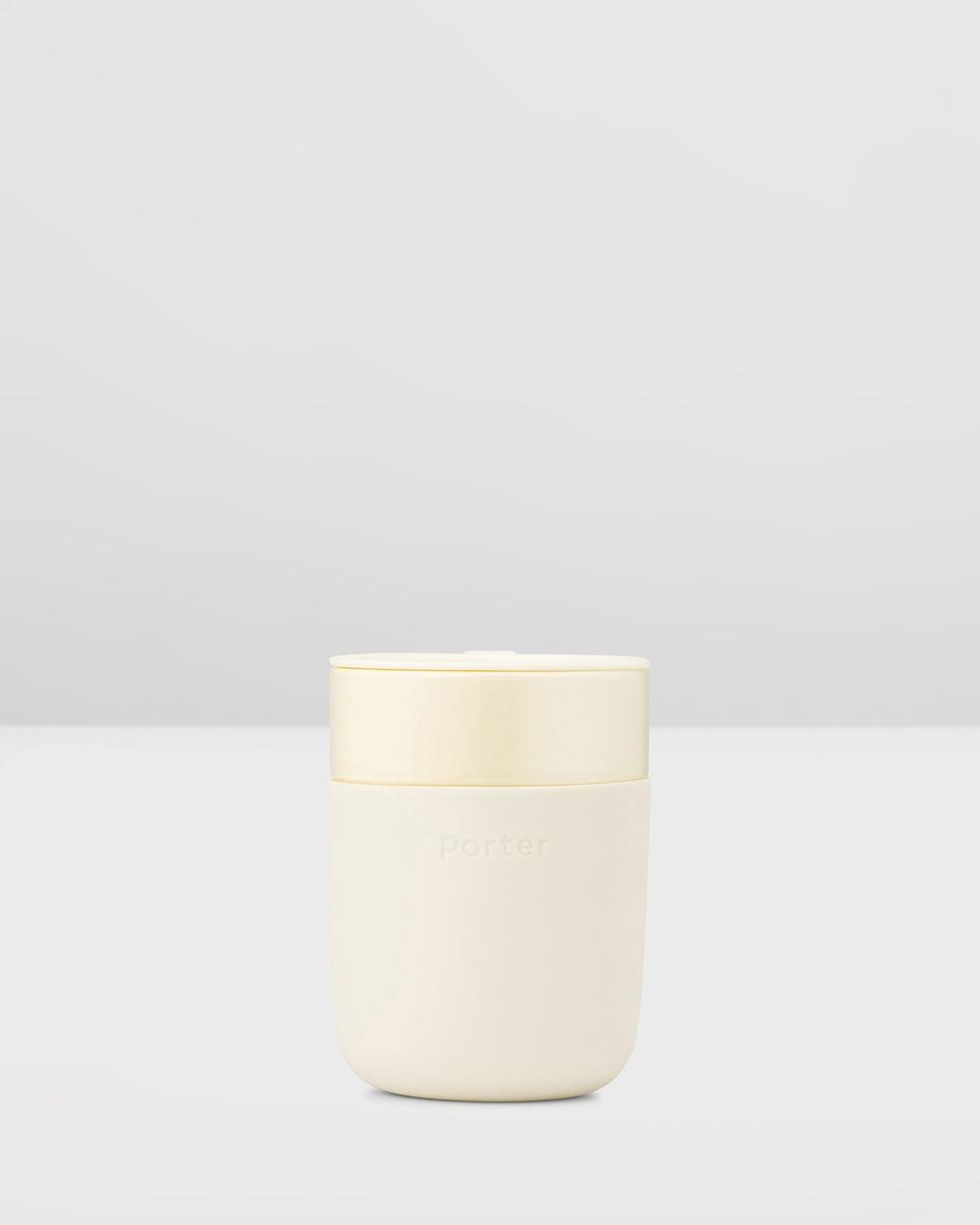 Porter Ceramic Mug 355ml Home Cream