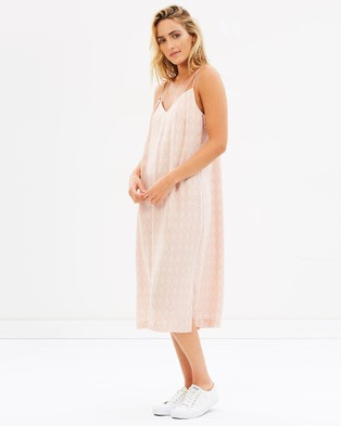 Elwood – Cassubt Dress – Printed Dresses Print