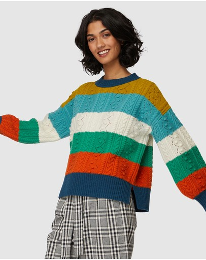 Gorman - Greta Cable Jumper