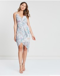 Cooper St - Posy Tie Waist Mini Dress