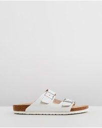 Birkenstock - Arizona Regular - Grey Logo - Unisex