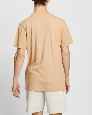 Assembly Label Standard Tee - T-Shirts & Singlets (Taupe)