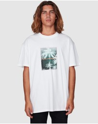 Billabong - Palm Photo Tee